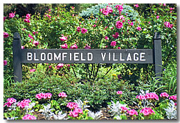 Bloomfield Hills Village